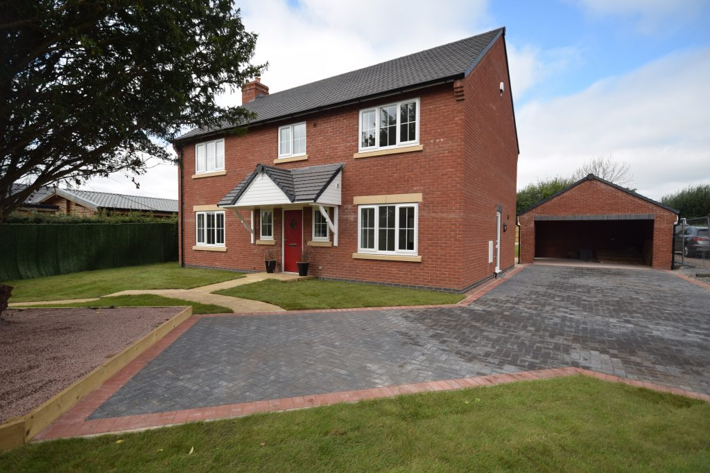 large-scale property developments Cheshire
