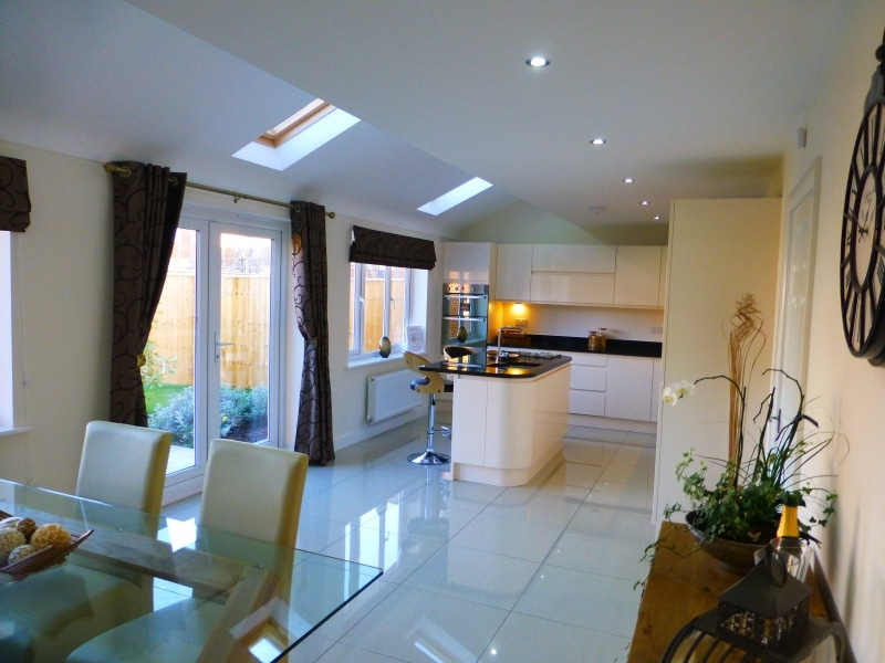 Planning and design of property alterations Cheshire